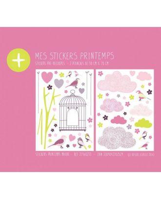 Наклейки Lutece Les Petits Curieux 27160213